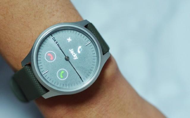 机械数码合二为一:GarminMove Style 智能腕表