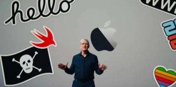 剛剛蘋果迎10年來最大一次升級!革命,從自研電腦芯開始了…