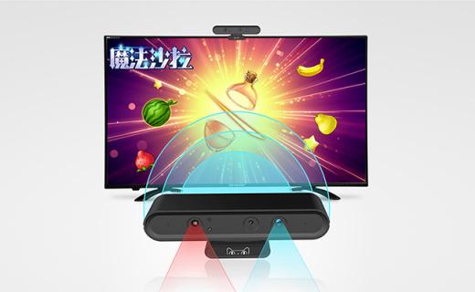 天猫魔盒3D体感摄像头:摆脱手柄束缚,体感游戏网络?#22902;?#20840;能