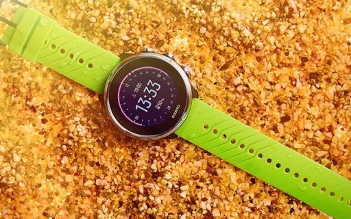 来自北欧国度的户外神器 | 颂拓9精英版运动智能手表