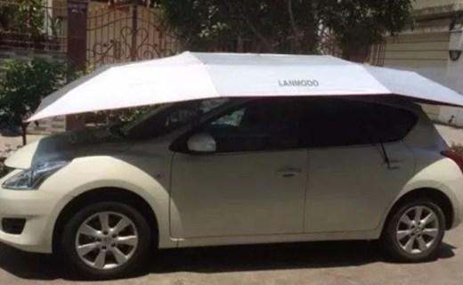 Lanmodo遙控汽車帳篷:給你的汽車安個家吧
