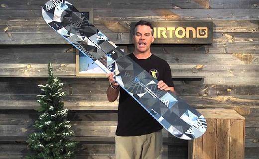 伯顿Clash滑板套装:双倍强度木板叠加轻韧不卡雪,组合购买更超值