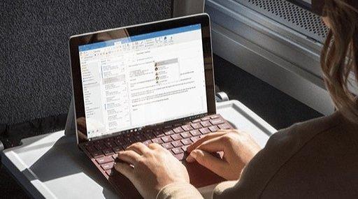 國行來了!微軟推出LTE版Surface Go