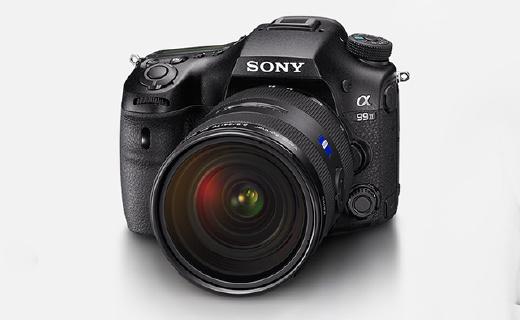 索尼A99 II旗艦單電相機,高畫質高速度高感光