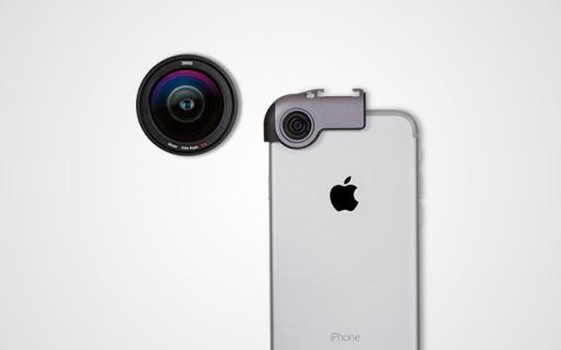 蔡司新款iPhone 7外置镜头,不失真的好镜头