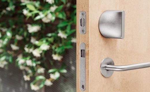 全世界最小的智能门锁,不在家也能远程开门