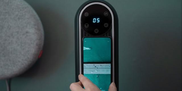 京品評測丨溫柔就像媽媽的蒲扇風,小巧不占地,僅比手機寬的清涼神器~