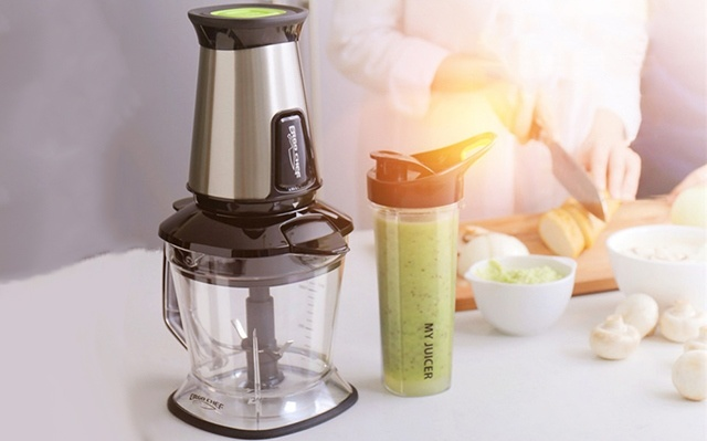 ERGO CHEF My Juicer PRO多功能料理机