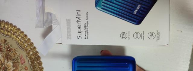 SuperMini移動電源使用評價