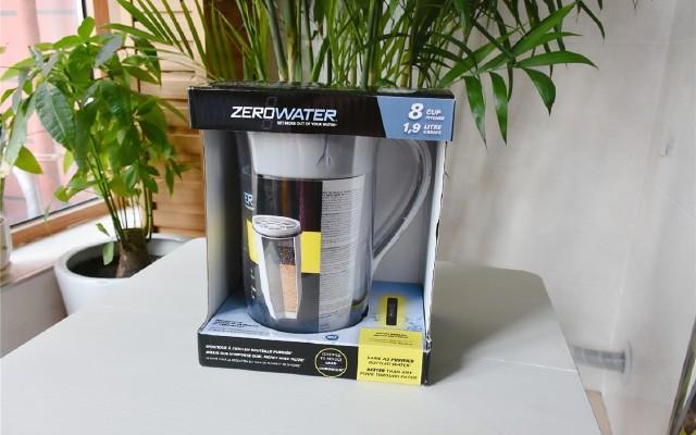 媲美千元净水器——Zero water开箱