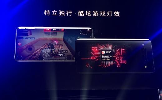 「新東西」3499元起!努比亞Z20發布:跑分48w的正反雙屏影像旗艦