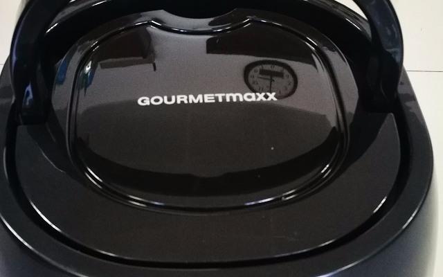 GOURMETmaxx空氣炸鍋體驗:均衡減肥和健康的廚房神器