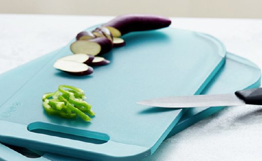 网易严选抗菌案板:专利抗菌涂层,凉菜水果放心吃