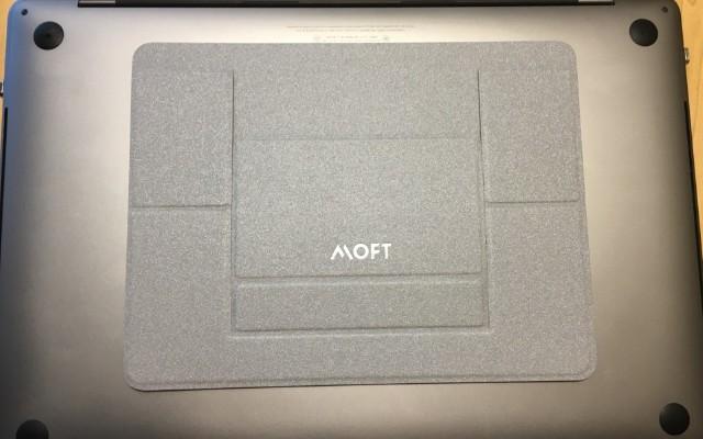 多3mm,让MacBook键盘变好--MOFT隐形笔记本支架