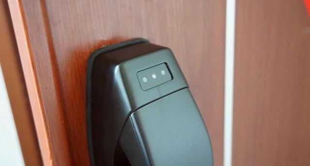 门锁正式进入刷脸时代,德施曼小嘀R5