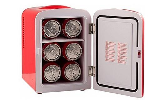 便攜迷你冰箱,環保無氟可調節冷熱