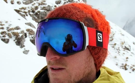 薩洛蒙XT ONE滑雪鏡:防眩光不起霧鏡片,兼容鏡架可佩戴眼鏡