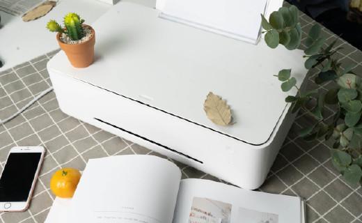 年輕人的第一臺打印機?小米米家噴墨打印機上線