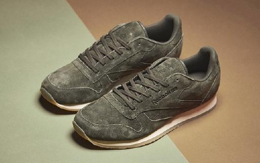 顏值高的 Reebok 新鞋款,提升材質腳感更佳
