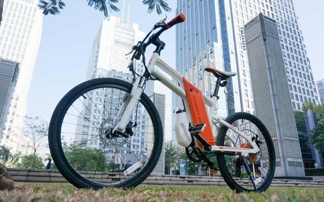 騎達R5L電助力自行車