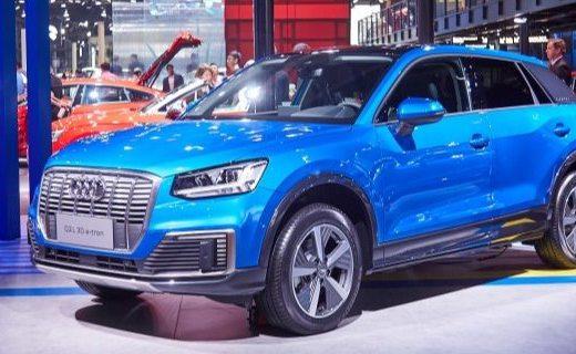 上海车展 | 奥迪新车发布:Q2L e-tron纯电SUV,预计第二季度上市
