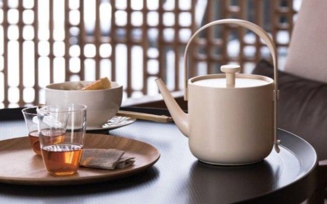 茶素材 汀壶