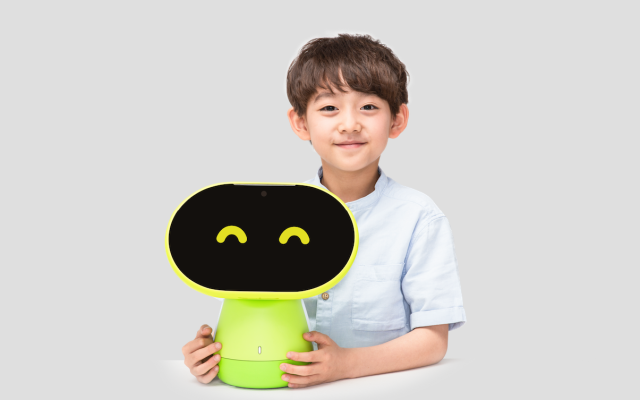 布丁豆芽英語教育機器人