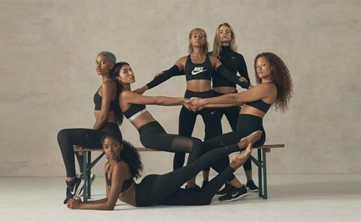 耐克發布九款女子運動褲,不同運動穿不同褲!