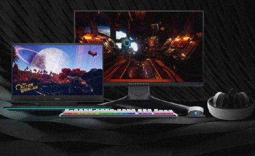 戴爾發布新款G7游戲筆記本!英特爾10代處理器,售價10107元