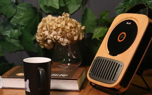 巫·单曲人生CD机-重拾音乐的仪式感