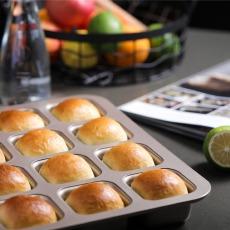 有了這個嵌入式蒸烤箱一體機,做面包省事多了,一鍵完成省時間