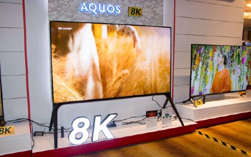 「新东西」8K+5G,今年最火的?#25293;?#20840;在这场发布会上!最厉害的竟然是它……