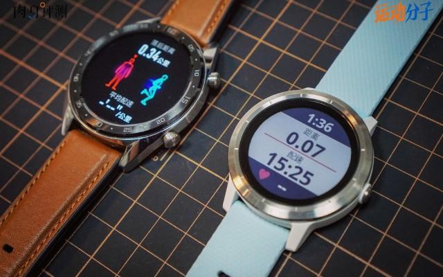 佳明vívoactive 3t和华为Watch GT对比测评