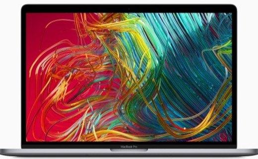 「事儿」苹果更新2019款MacBook Pro:史上最强,最高可选8核i9