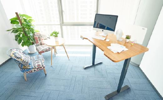 可以升降的办公桌,和颈椎病从此Say GoodBye