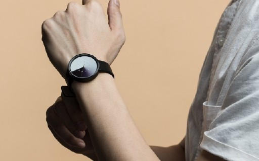 """腕表界的""""變色龍"""",能把時間""""藏""""起來"""