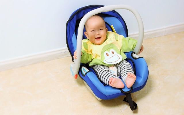小孩子出行神器,有它你家婴儿车可以吃灰了 — 美国zooper如宝婴儿提篮体验