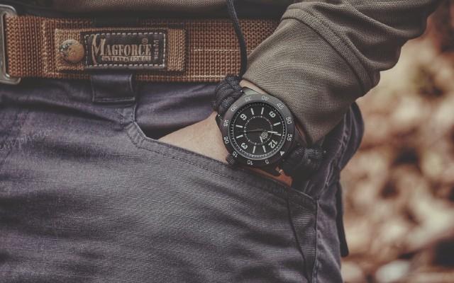 新款穿戴战术装备 | OUTDOOR EDGE手表体验