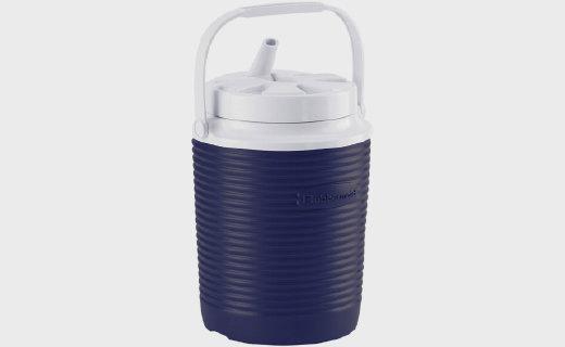 樂柏美1560保溫桶:美國原裝進口,泡沫充填保溫保冷持久