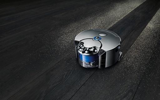 研究20年造出的吸尘机器人,超大吸力360°规划路线