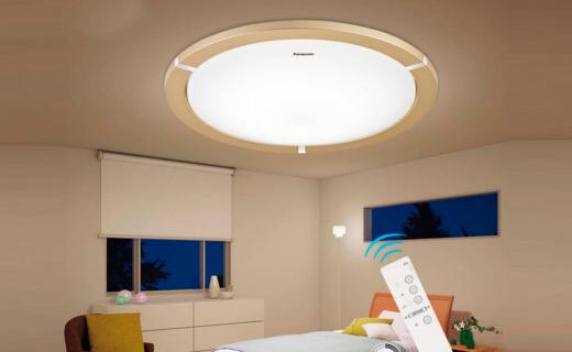 松下HHLAZ1692燈:亞克力燈罩光線柔和自然,19W功率節能省電