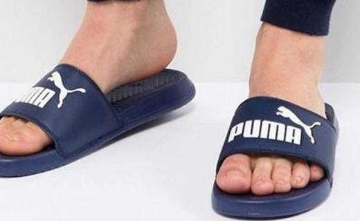 彪馬休閑運動拖鞋:舒適材質柔軟貼合,時尚款式潮人必備