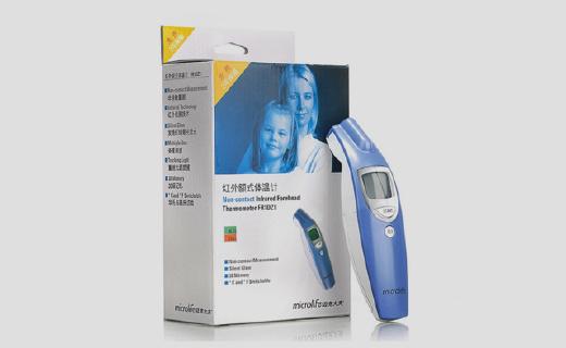 邁克大夫FR1DZ1溫度計:1秒測體溫,還能測量牛奶溫度