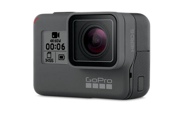 戶外 - GoPro HERO 6 Black 運動攝像機