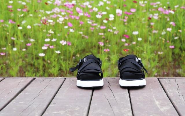 走出自己的品味 | FREETIE兩穿休閑涼鞋體驗