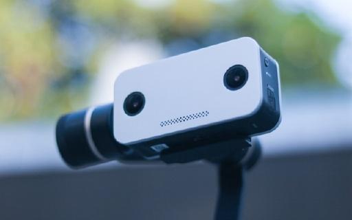炫酷双摄运动相机,支持VR拍摄带你玩转夏天 | 视频