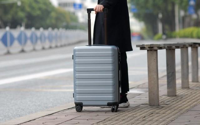 小米有品90分的七道杠旅行箱:革新你的出行体验