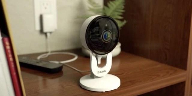 「新东西」16英尺夜视+实时报警,D-Link推出全高清Wi-Fi相机