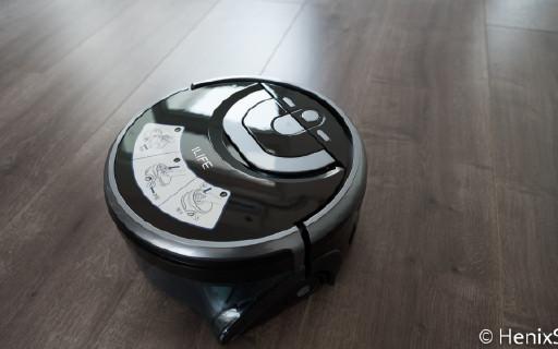可能是目前洗地最干凈的機器人 | ILIFE智意W400