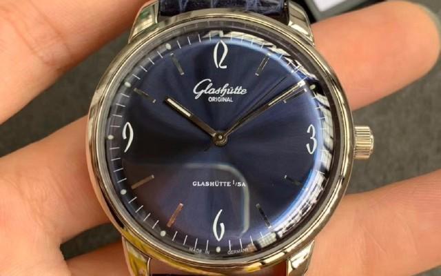 忠一表業:鎏金歲月,品鑒GF格拉蘇蒂60年代復古腕表